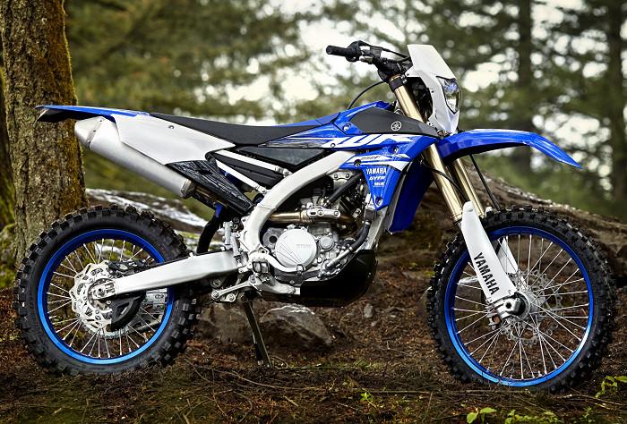 moto yamaha wr 250 enduro