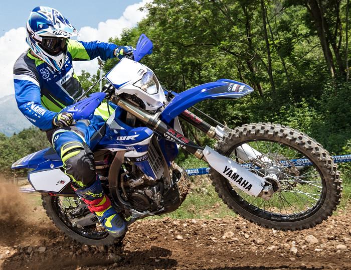 Yamaha wr 250 f endurogp 2017 fiche moto motoplanete for Yamaha wr 250 2017