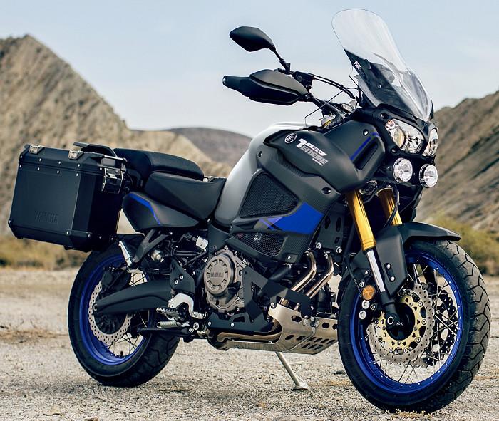 Yamaha XTZE 1200 Super Ténéré Raid Edition