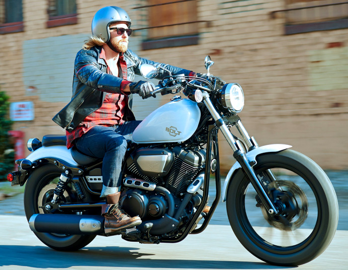 moto yamaha 950 bolt