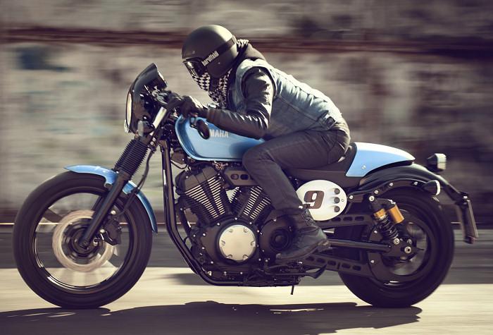 yamaha xv 950 racer 2016 fiche moto motoplanete. Black Bedroom Furniture Sets. Home Design Ideas