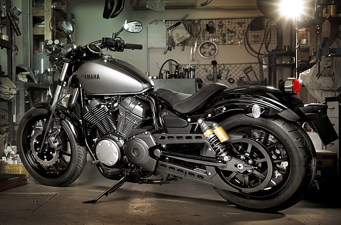 moto yamaha xv 950 occasion