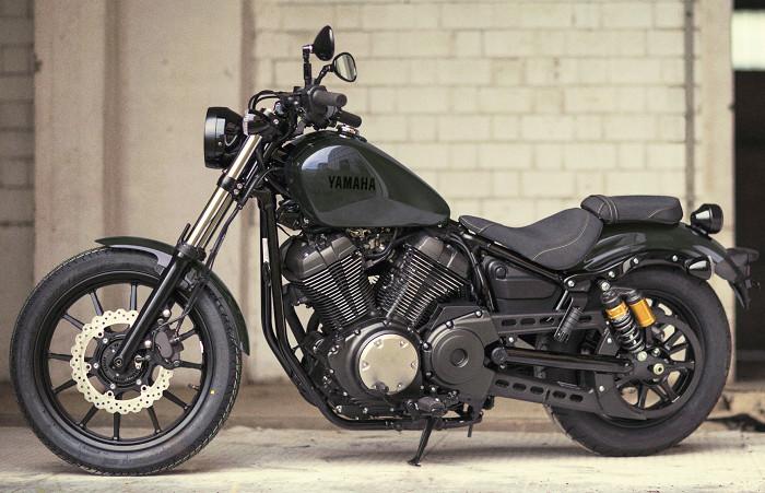 yamaha xv 950 r bolt 2019 fiche moto motoplanete. Black Bedroom Furniture Sets. Home Design Ideas