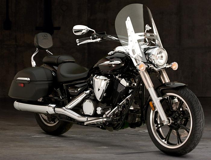 Yamaha XVS 950 Tour Classic