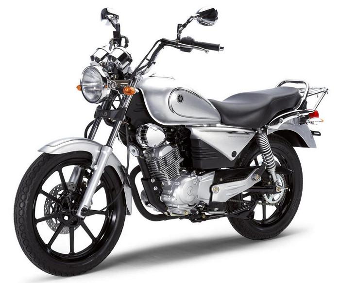 yamaha ybr 125 cruiser 2013 fiche moto motoplanete. Black Bedroom Furniture Sets. Home Design Ideas
