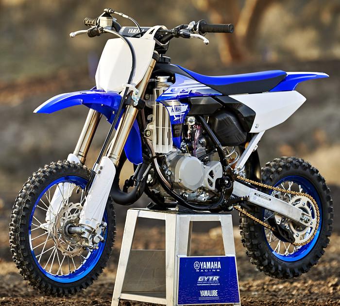 Yamaha Yz 65 2018 Fiche Moto Motoplanete