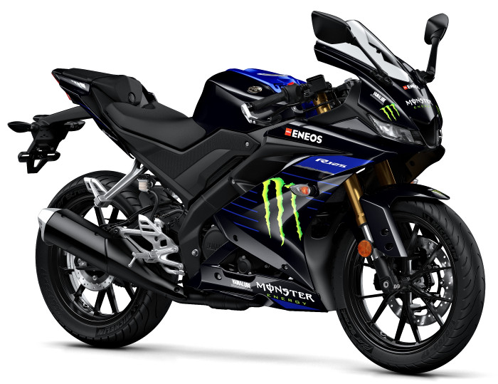 Yamaha YZF-R 125 Monster Energy MotoGP