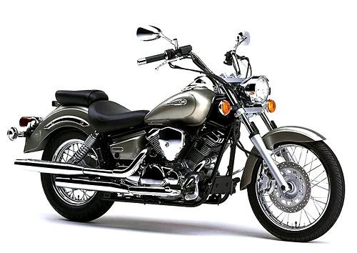 Yamaha 125 DRAGSTAR