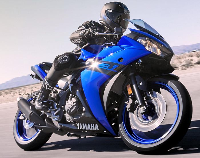 moto yamaha r3
