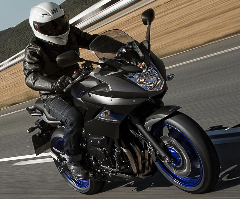 yamaha xj6 600 diversion race blu 2013 fiche moto motoplanete. Black Bedroom Furniture Sets. Home Design Ideas