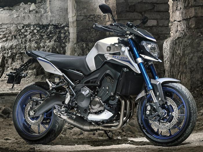 Yamaha MT-09 850 STREET RALLY
