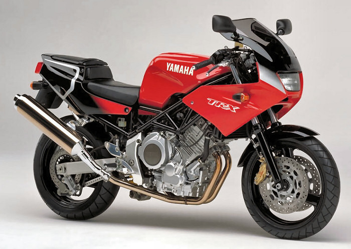 Yamaha 850 TRX