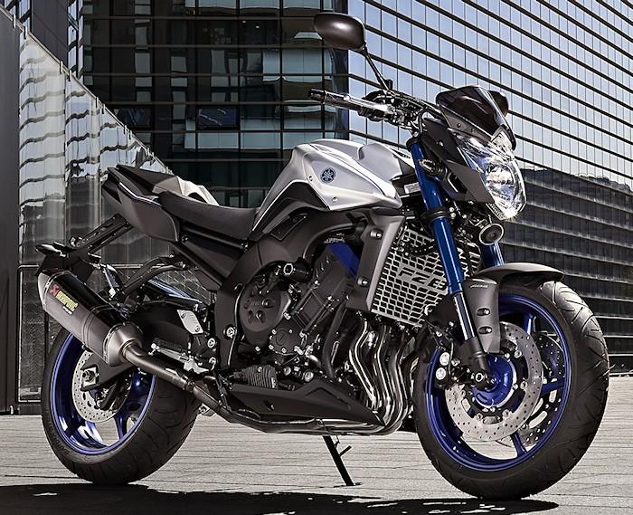 Yamaha 800 Fz8 2016 Fiche Moto Motoplanete