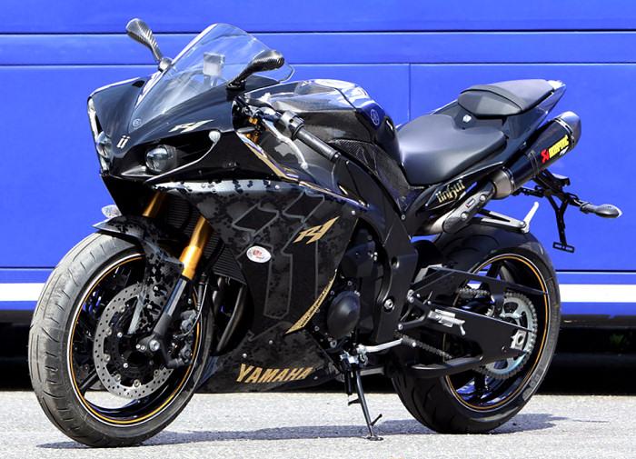 Yamaha yzf r1 1000 nkut 2012 fiche moto motoplanete - Image moto sportive ...