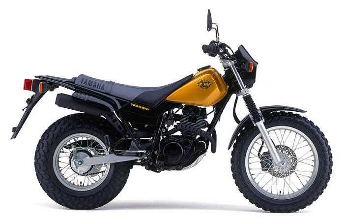 Yamaha 125 TW