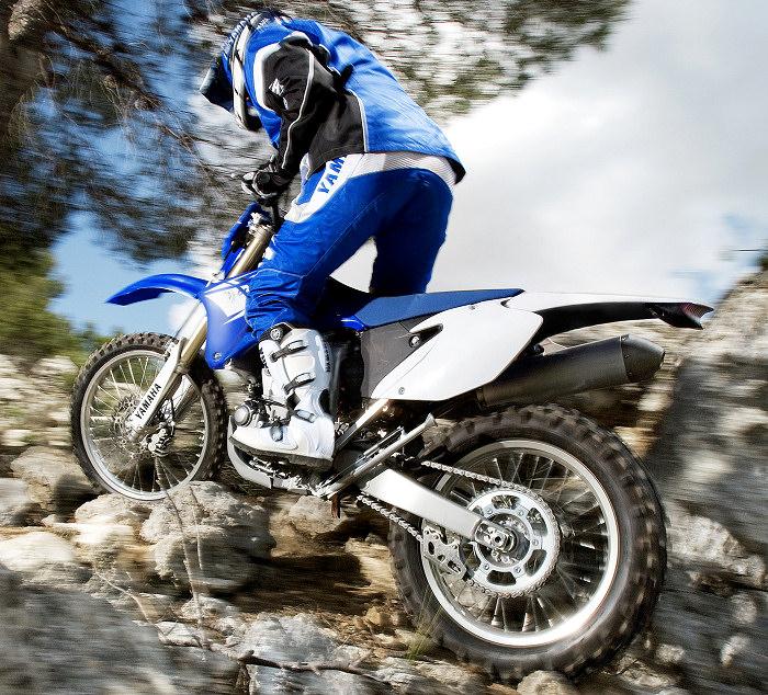 Yamaha WR 250 F