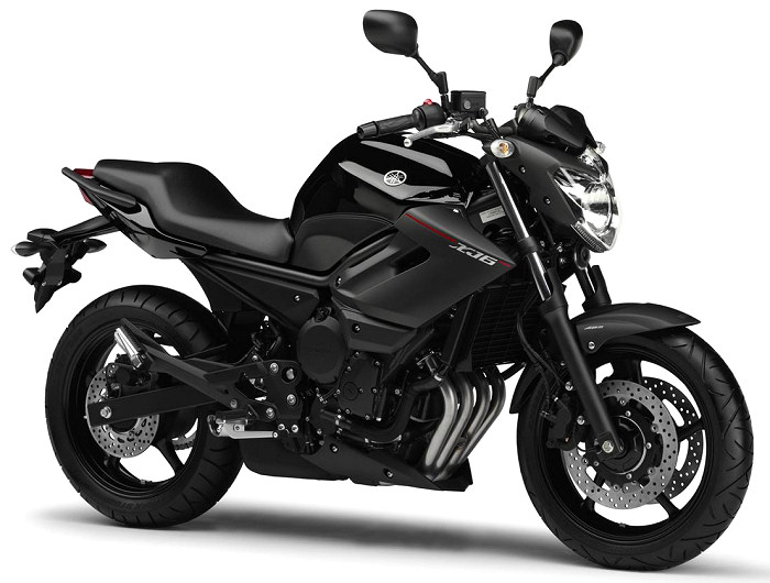 Yamaha XJ6 600