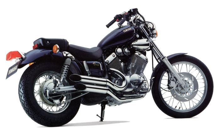 yamaha 535 virago 1989 fiche moto motoplanete. Black Bedroom Furniture Sets. Home Design Ideas