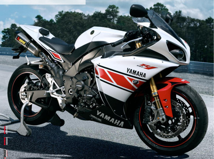 Yamaha YZF-R1 1000 SP-R Factory Edition