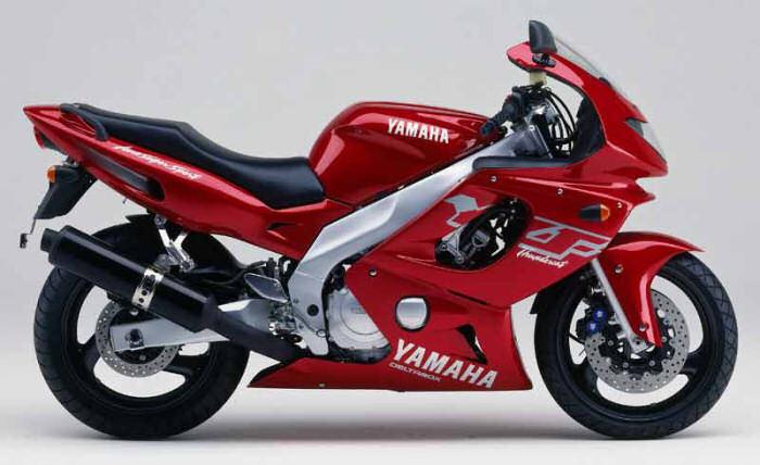 Yamaha R Izf Cc