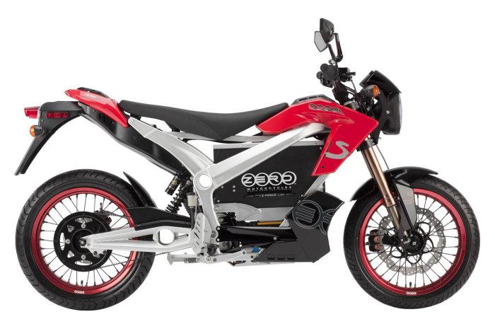 Zero S 2011 - 13