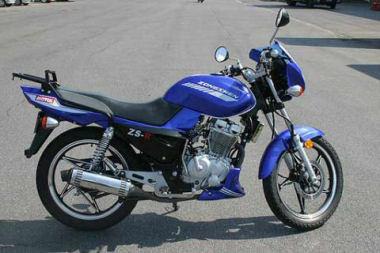 Zongshen 125 ZS-R 2005 - 2